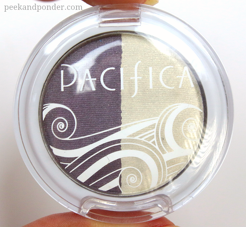 Pacifica eyeshadow duo
