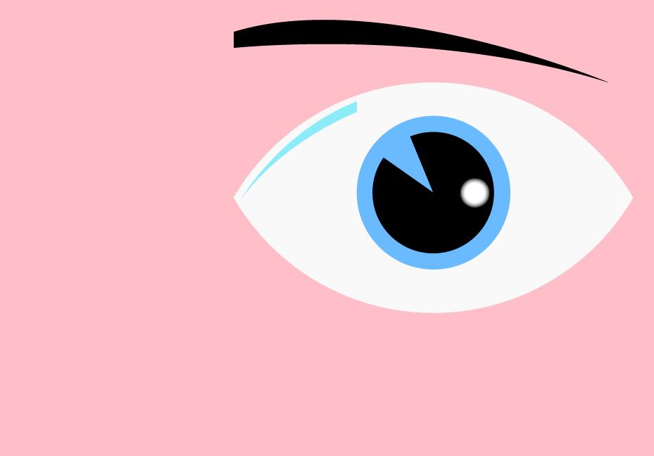illustrator  u0026 photoshop tutorials  cool cartoon eye in