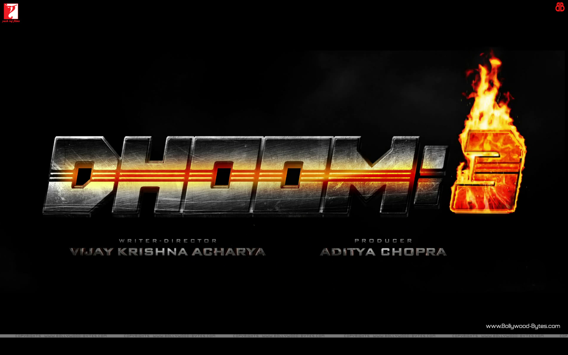 Dhoom 3 Wallpaper Wallpapers