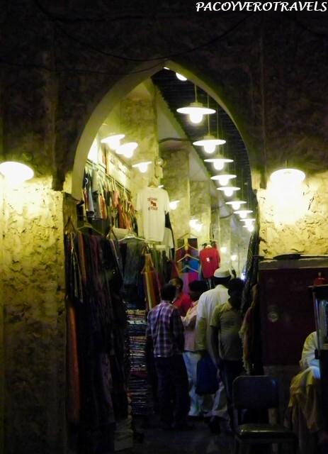 Viejo Zoco de Doha - Souq Waqif