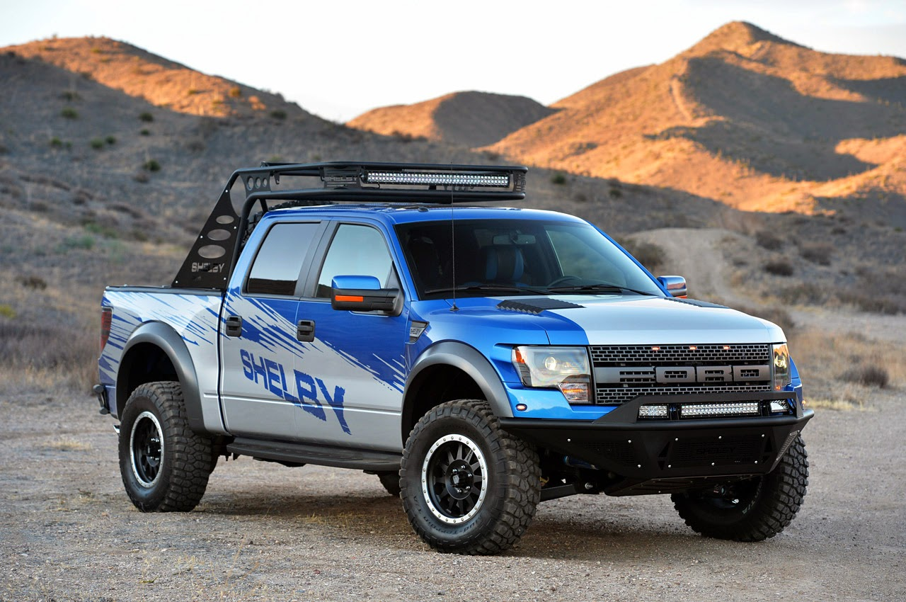 Trophy Trucks For Sale >> All Cars NZ: 2013 Shelby Raptor