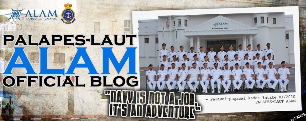 ALAM's ROTU-Navy Official Blog