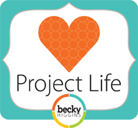 Becky Higgins' Project Life