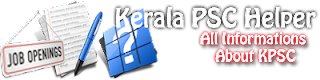 Kerala PSC Helper | PSC Exam Questions and Answers