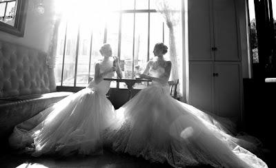 vestidos de novia sensuales