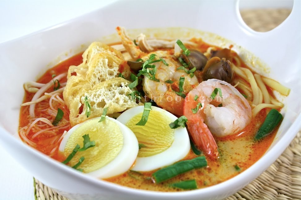 Cooking Recipes: Curry Laksa