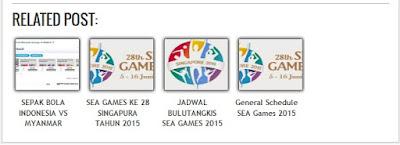 SEJARAH SEA GAMES