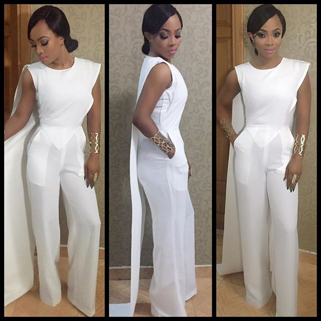 Images of Petite White Jumpsuit - Reikian