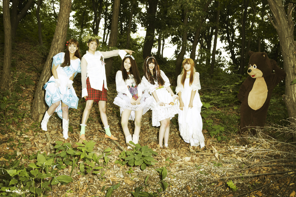 .:KPOP HOTLINE:.: F(x) Concept Photos for Electric Shock Album F(x) Electric Shock Album Cover
