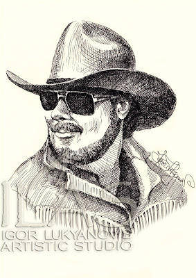 Hank Williams Jr., portrait