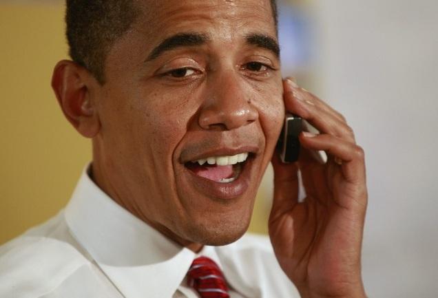 Barack Obama and the rhetoric of a black president - Repository Home