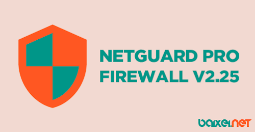 NetGuard Pro - No-Root Firewall v2.25 Final