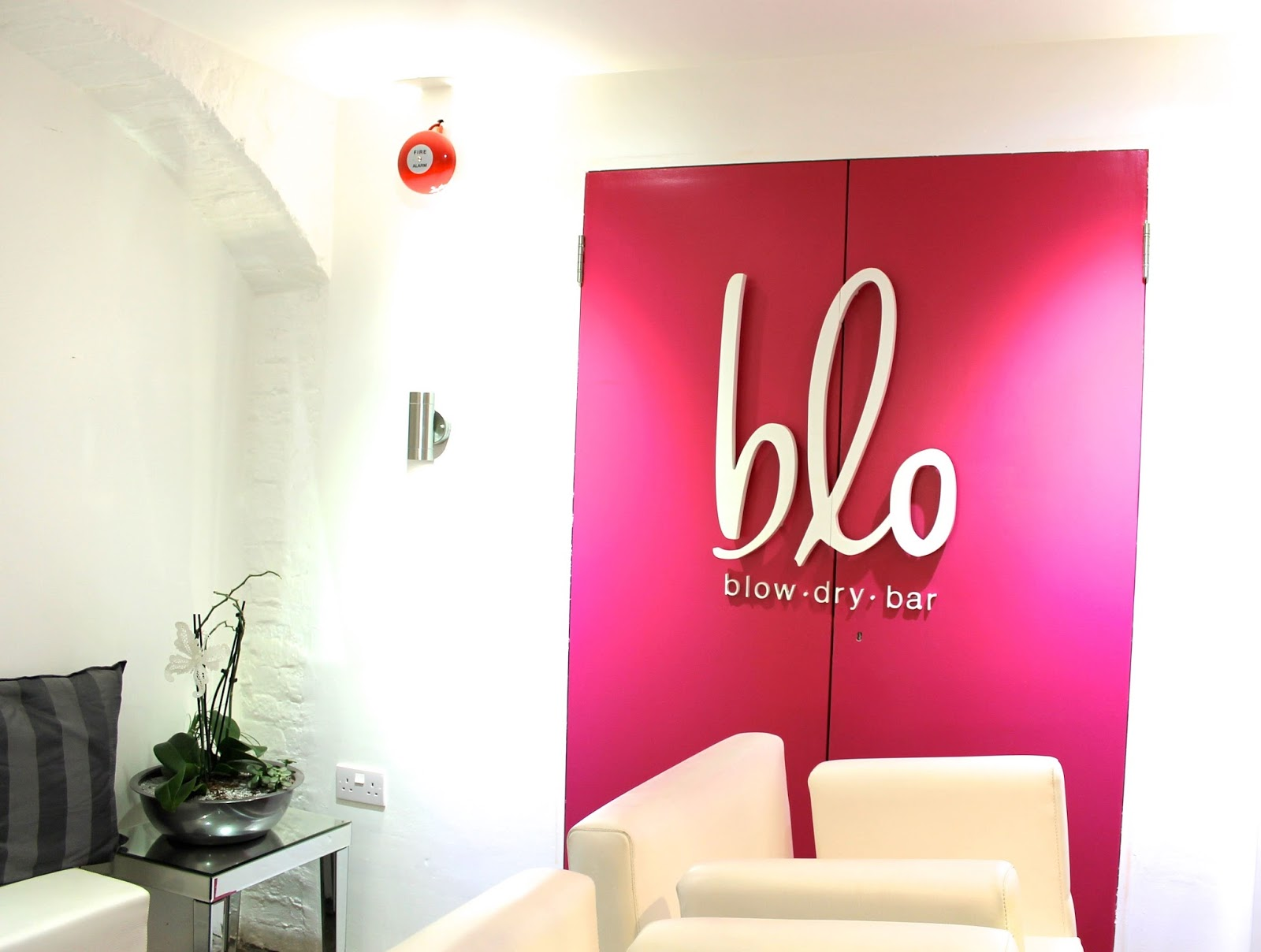 Blo Blow Dry Bar London Bec Boop