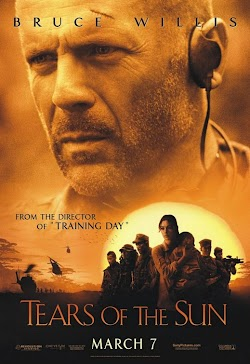 Nước Mắt Lúc Bình Minh - Tears Of The Sun (2003) Poster