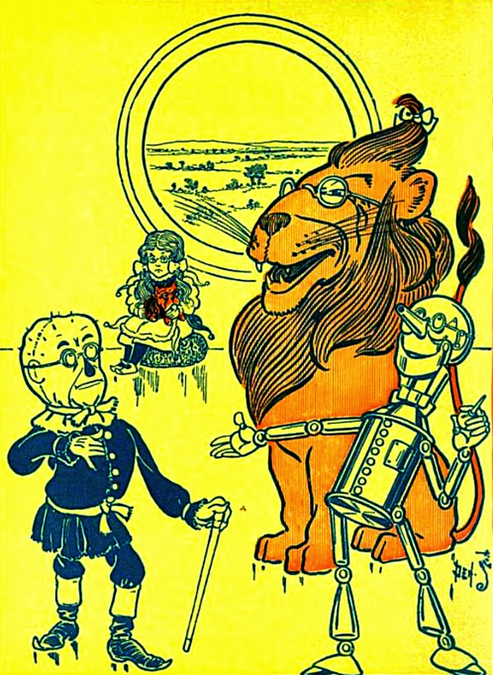 wonderful wizard of oz Historical and literary context for l frank baum's the wonderful wizard of oz  learn all about the wonderful wizard of oz, ask questions, and get the answers .