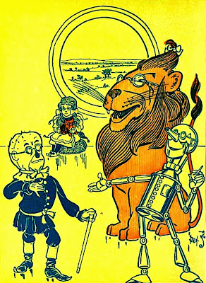 The Wonderful Wizard of Oz Characters free images