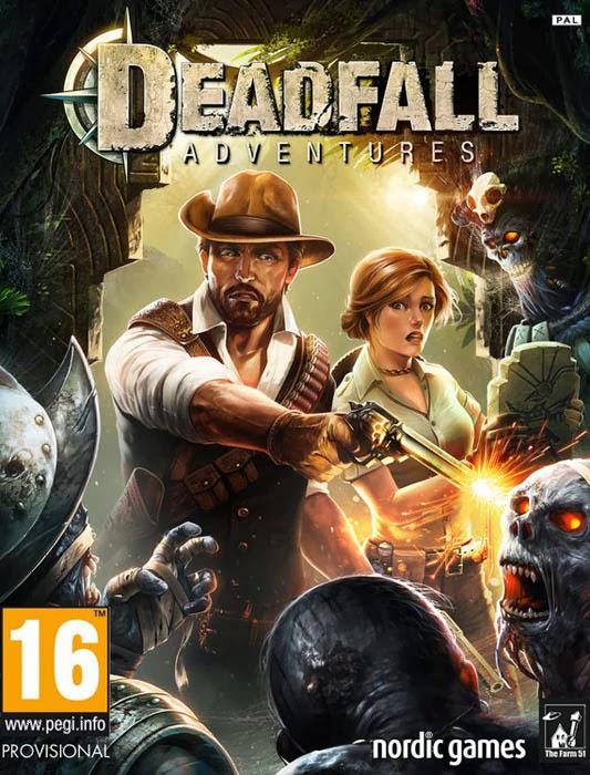 Deadfall Adventures Full Tek Link Oyun İndir