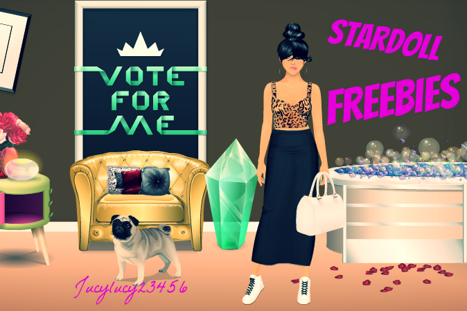 Stardoll Freebies