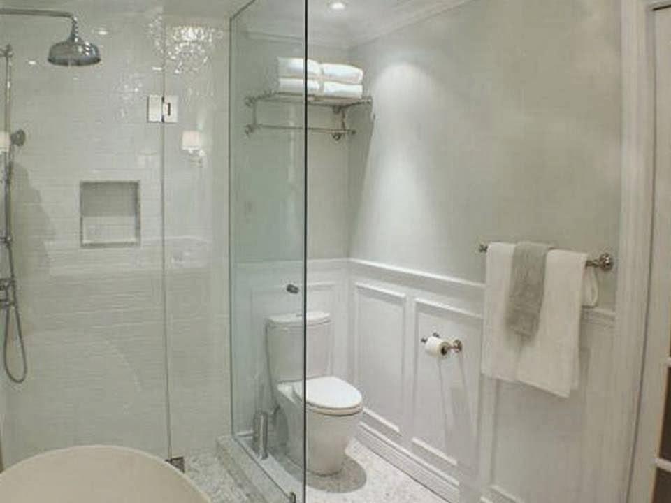Puertas De Baño En Cristal Templado:DIVISIONES PARA BAÑO En divisiones de baño con vidrio templado