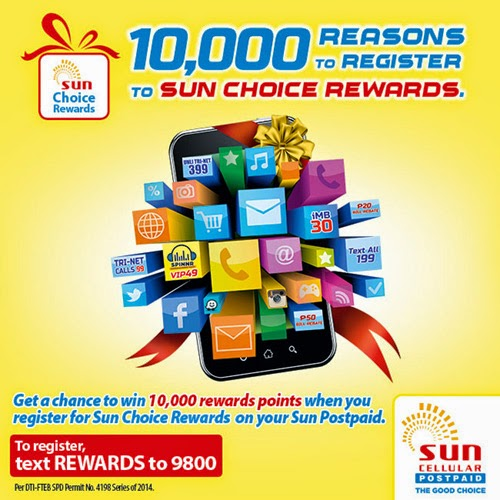 Sun Choice Rewards