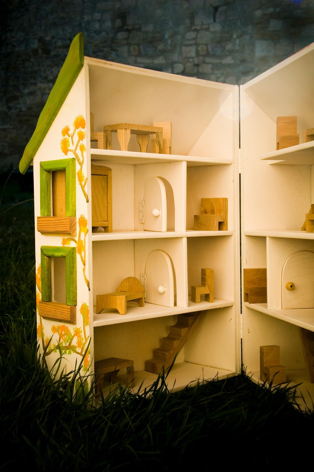 El kabauter casitas de madera - Casitas pequenas de madera ...