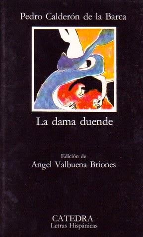 Lecturas 2014: Calderón de la Barca