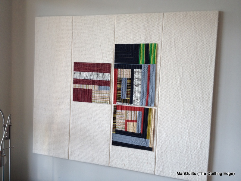 the quilting edge duct tape who knew design wall tutorial