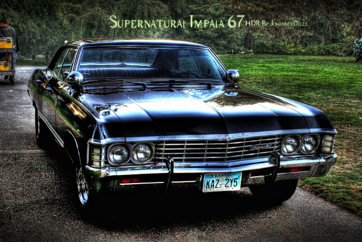Impala Chev 67'