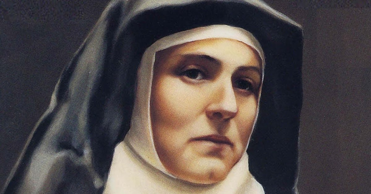 Edith Stein:Histoire d'une Carmélite d'origine juive exécutée.....    St+Teresa+Benedicta+of+the+Cross