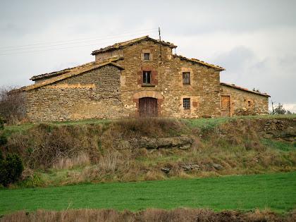 La masia Serra-Montmany