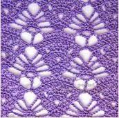 Punto crochet calado #2