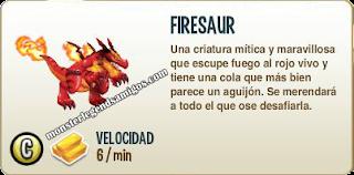 imagen de la descripcion del firesaur