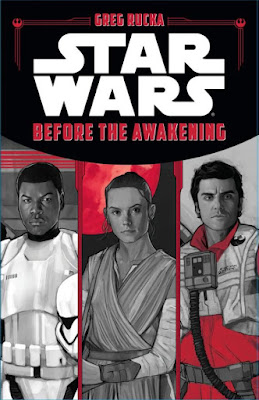 before the awakening greg rucka