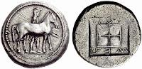 ancient+greek+coin+visaltia Ελληνική Μακεδονική Γη: Βισαλτία Νιγρίτα και η συμβολή της στο Μακεδονικό Αγώνα