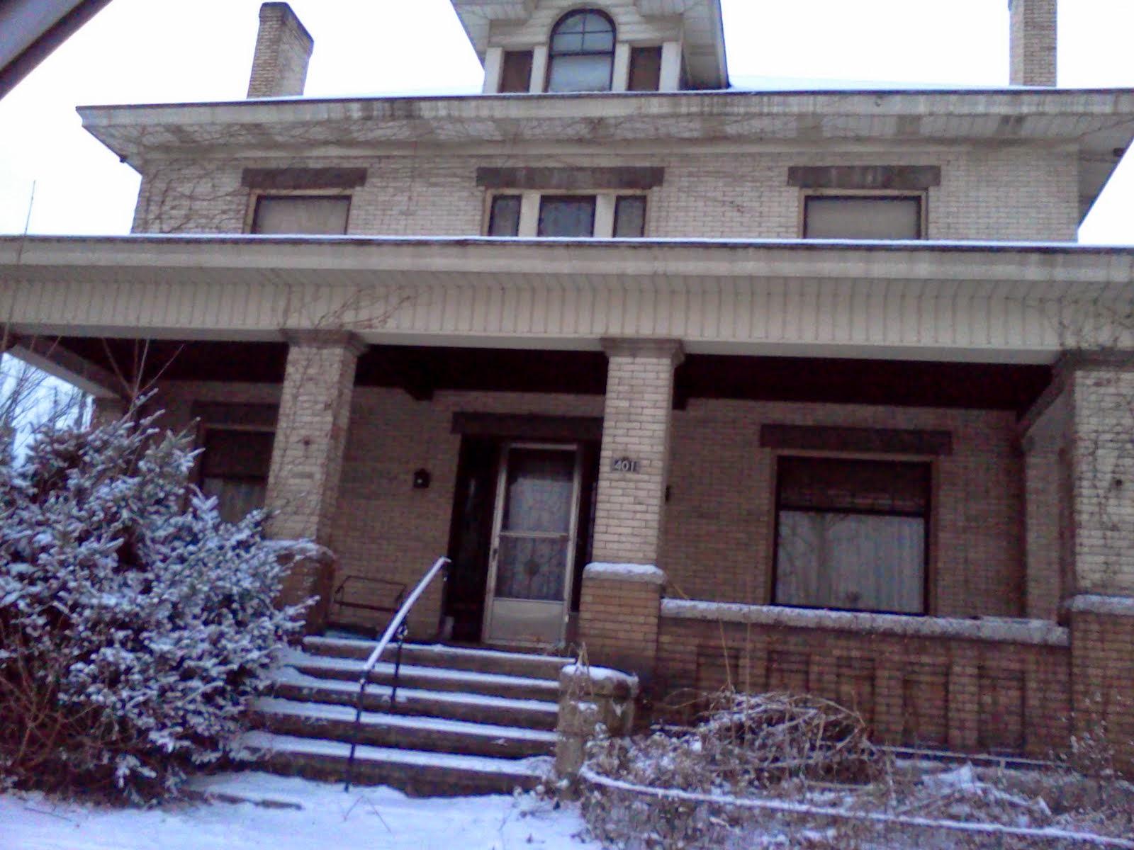 Mama Nita's Steubenville Mission House