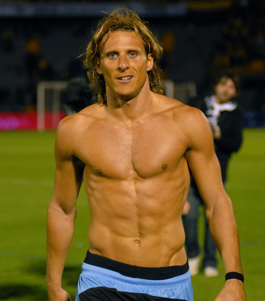 Diego Forlan Footballer Wallpaper,Biography And Profile