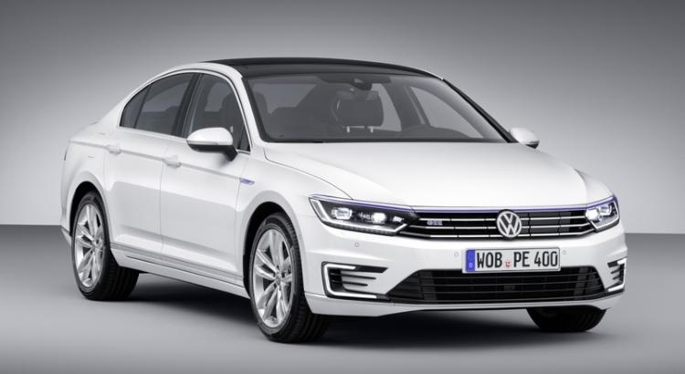 La Volkswagen Passat GTE