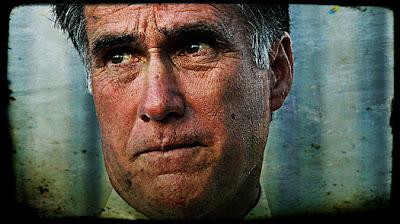 Mitt Romney tired
