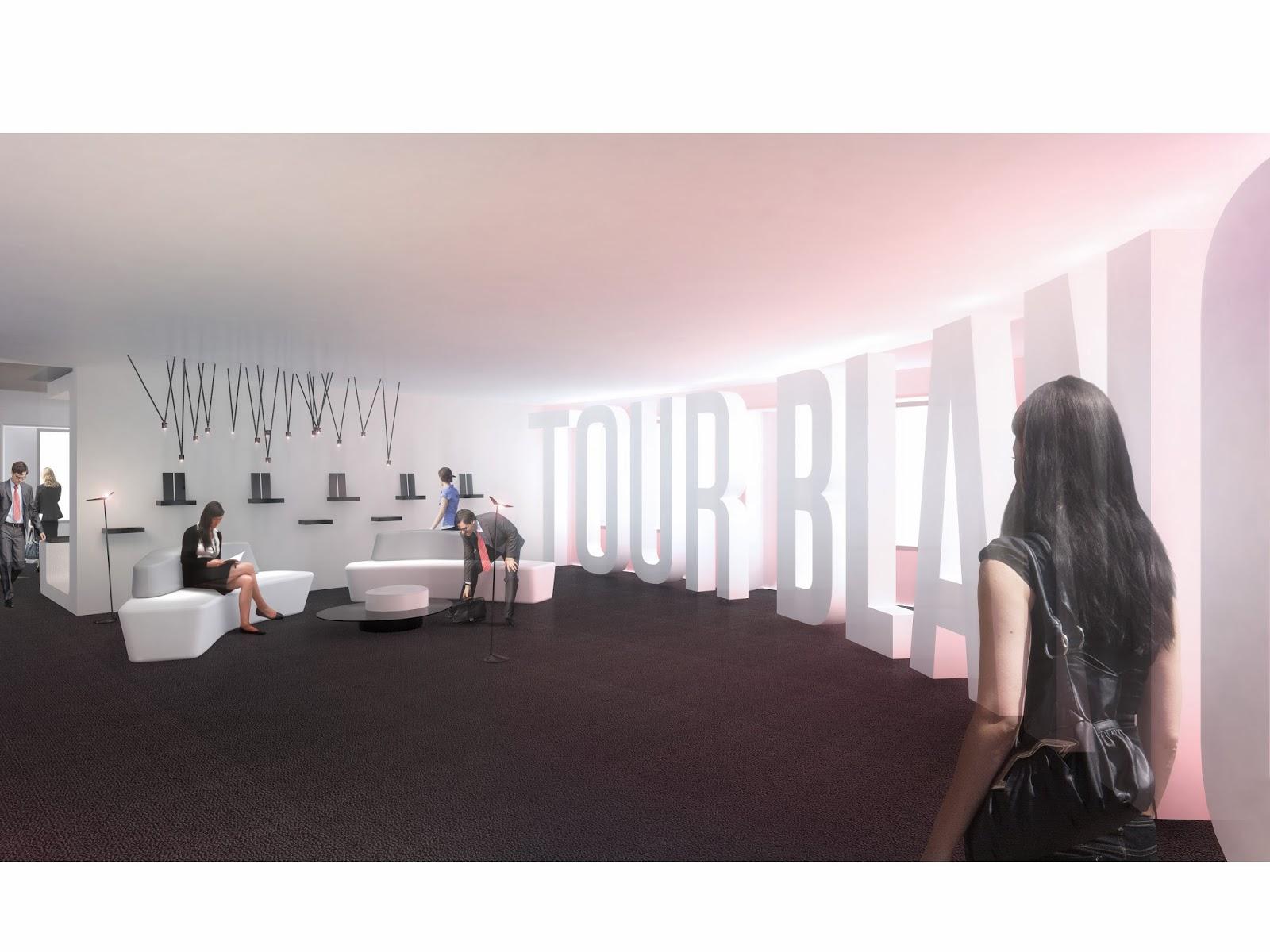 agence d 39 architecture int rieure parallel paris marketing suite la tour blanche. Black Bedroom Furniture Sets. Home Design Ideas