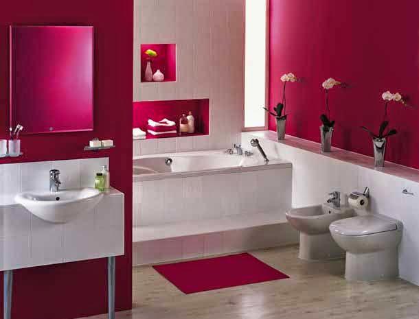Model kamar mandi minimalis 3