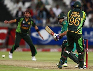 Pakistan tour South Africa 1st ODI 2013 Scorecard, Pakistan vs South Africa 2013 match result,
