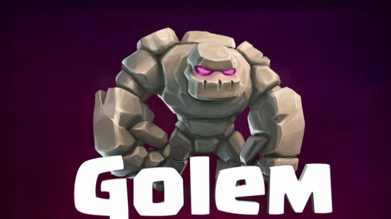 Golem – Clash of Clans Wallpaper