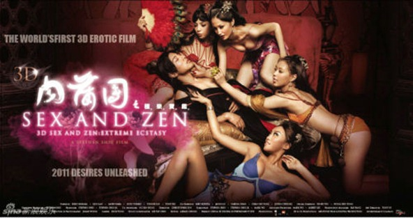 Watch Online Sex and Zen Extreme Ecstasy 3D Movie DVD, Download Sex and Zen ...