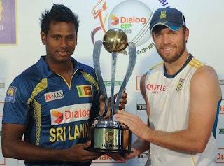 Sri Lanka vs South Africa 2013 Livescores, SL tour SA 2013 Scorecards, Results