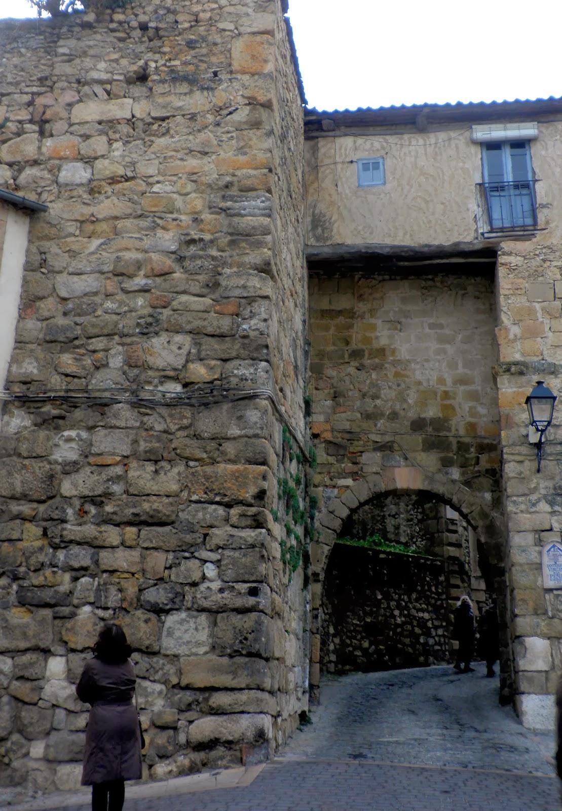 Puerta del Azogue en Sepúlveda