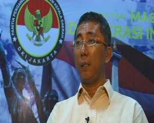 Ramdansyah, Ketua Panwaslu DKI dipecat DKPP
