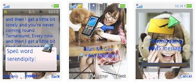 AKB48 SonyEricsson手機主題for Elm/Hazel/Yari/W20﹝240x320﹞
