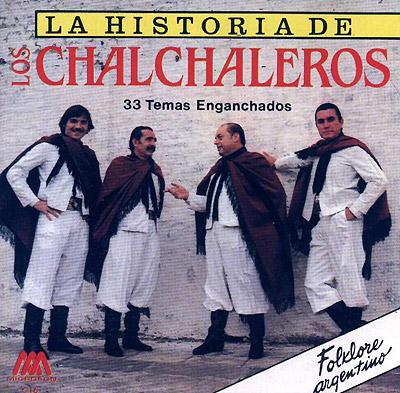 Cd los chalchaleros 33 temas enganchados Los%2BEnganchados