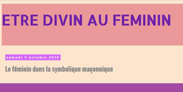 DIVIN AU FEMININ