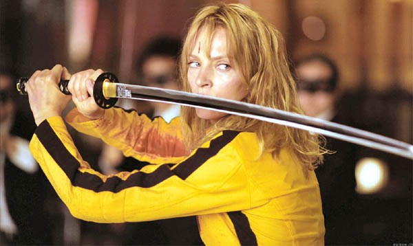 The Bride in Kill Bill